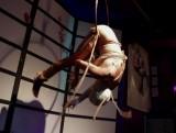 BOUND July, 2015: Glu Wur: 'Femme Dummy' self-suspension