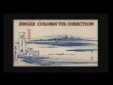 Single column tie: Direction
