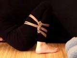 Futomomo - Legatura della gamba